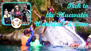 Trek to Blue Water Falls and Cave | Baggao, Cagayan | Philippines | We.Are.Wanderful