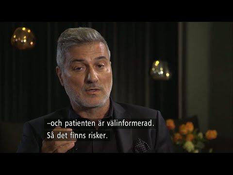 Macchiarini i exklusiv intervju: ser operationerna som en framgång - Nyheterna (TV4)