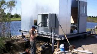 Golf Course Pump Station Upgrade - Kindersley Saskatchewan