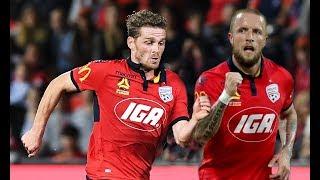 Daniel Adlung and Johan Absalonsen ★ All AUFC Goals ★