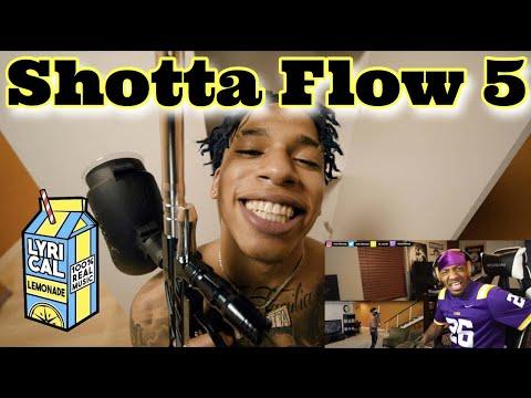 THE DISHES MOMMA LOL! | NLE Choppa – Shotta Flow 5  (REACTION!!!)