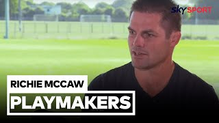 Richie McCaw   Playmakers: Rugby Stories   Sky Sport