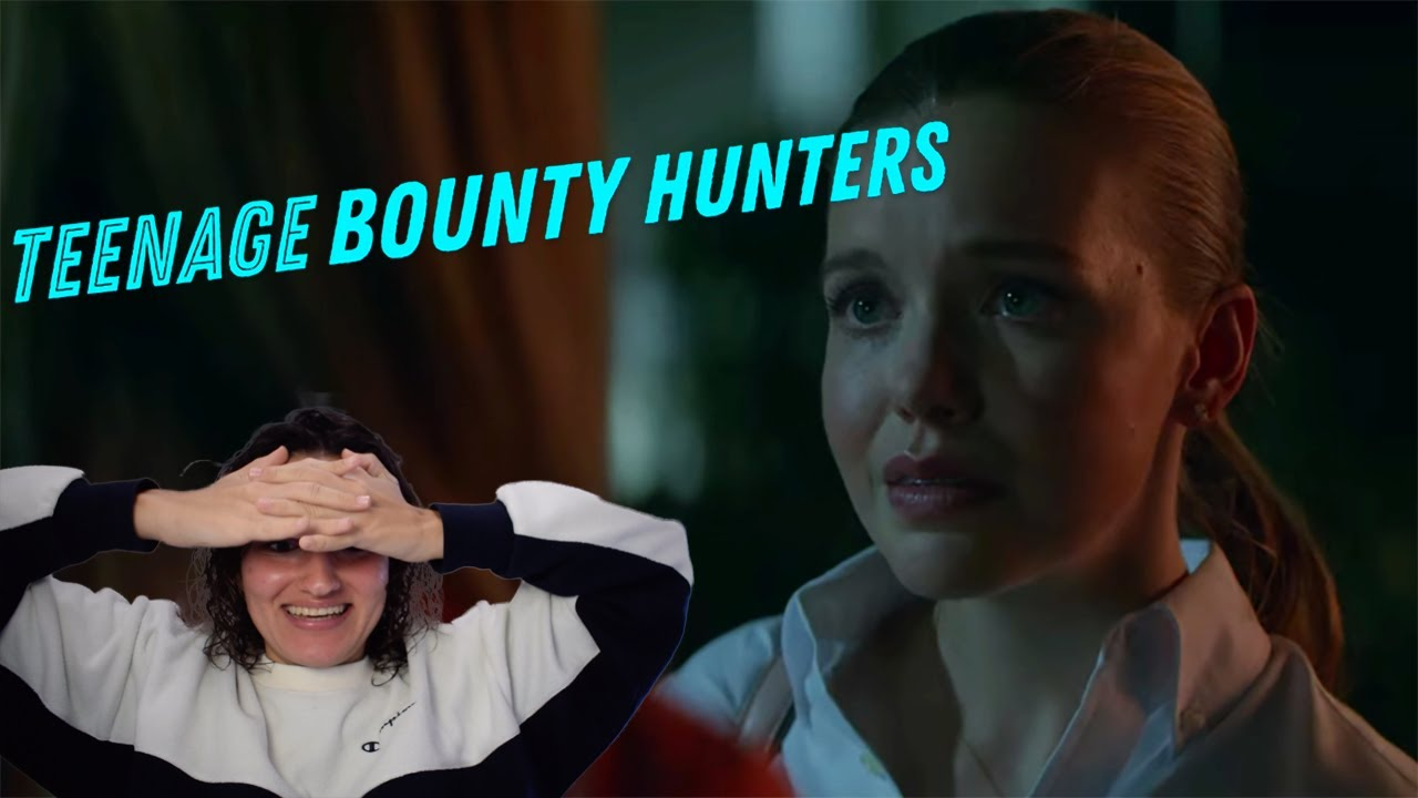"""Download Teenage Bounty Hunters Reaction to """"From Basic to Telenovela"""" 1x08"""