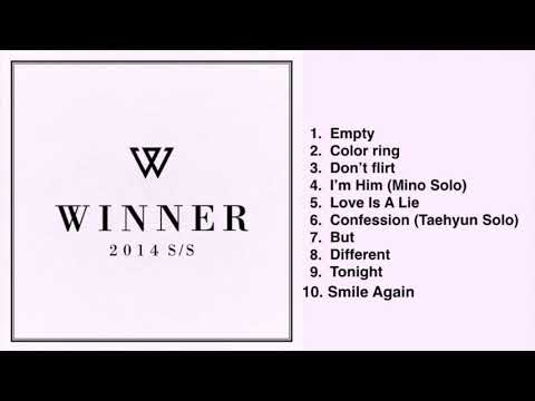 WINNER Full Albums and Song Lists