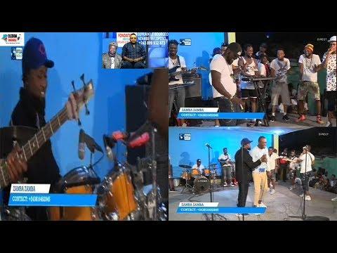 ZAMBA-ZAMBA du 18/10/2018 : WERRA na Drum, KAKOL akati Danse + SAI-SAI asekisi La Zamba Fort