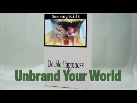 Unbrand Your World! World No Tobacco Day 2016 Contest