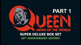 Baixar [407] News Of The World: 40th Anniversary Edition - Super Deluxe Box Set: Part 1 (2017)