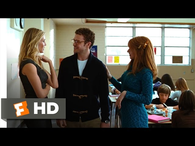 Bad Teacher (2011) - Weapons of Math Instruction Scene (4/10) | Movieclips
