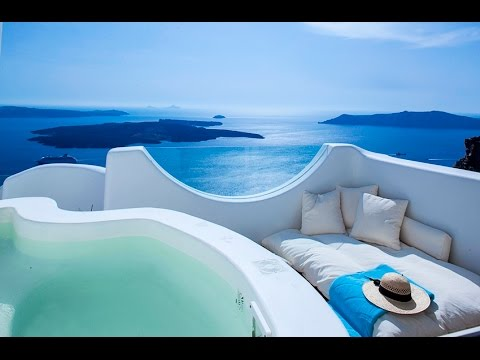 Luxury Villas in Santorini | Blue Villas Collection