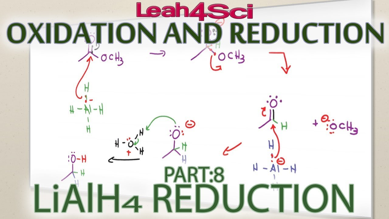 ketone reduction reaction