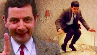 BOUNCING Bean 🦘| Mr Bean Full Episodes | Mr Bean Official