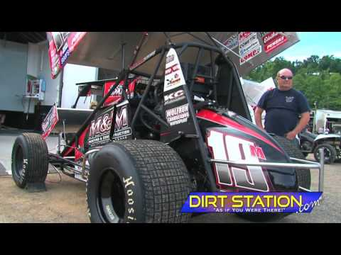 July 2, 2016 - Port Royal Speedway; Pa. Sprint Speedweek Highlights