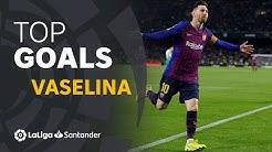 TOP 20 GOALS Vaselina LaLiga Santander 2008/2009 a 2018/2019
