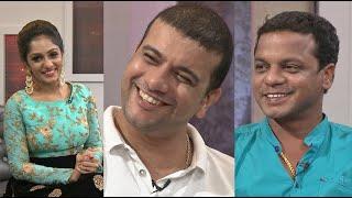 Nakshathrathilakkam I Ramesh Pisharody and Dharmajan praises their co-stars I Mazhavil Manorama