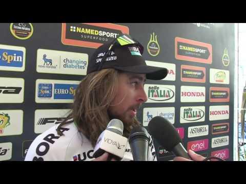 Peter Sagan vince la terza tappa della Tirreno-Adriatico 2017