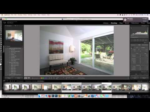 Real Estate Photography Edit Tutorial #1