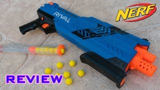 [REVIEW] Nerf Rival Atlas XVI-1200 Unboxing, Review, & Firing Test