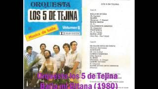 Orquesta los 5 de Tejina - Baila mi Gitana (1980)