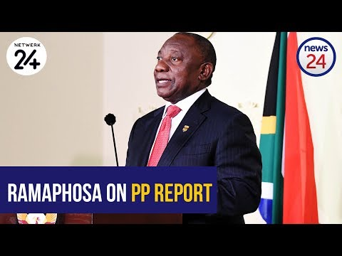 WATCH LIVE | Ramaphosa briefing on Public Protector's Bosasa report