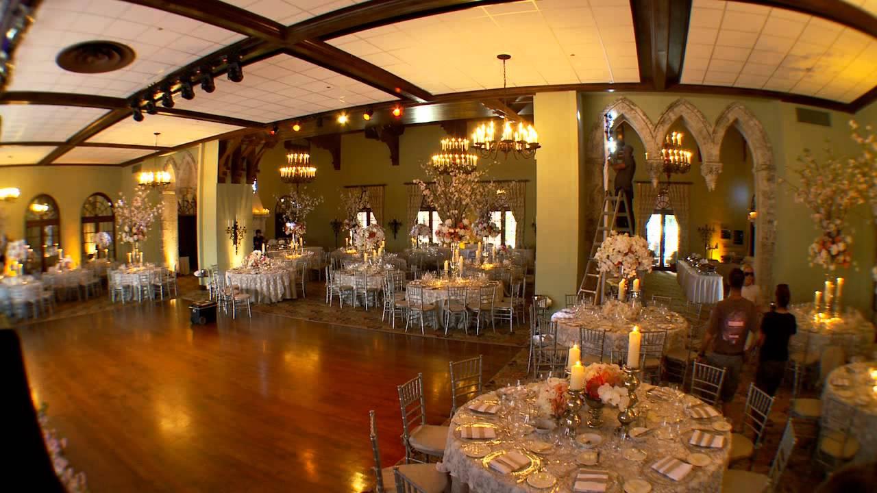 Breck Bouchard Indian Creek County Club Wedding