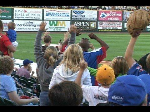 Iowa Cubs Baseball