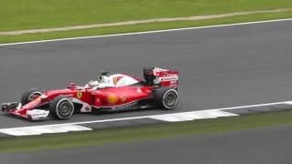f1 young drivers test silverstone 12th july 2016