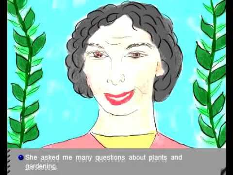 Luyện nghe tiếng Anh qua truyện ngắn : Khu vườn