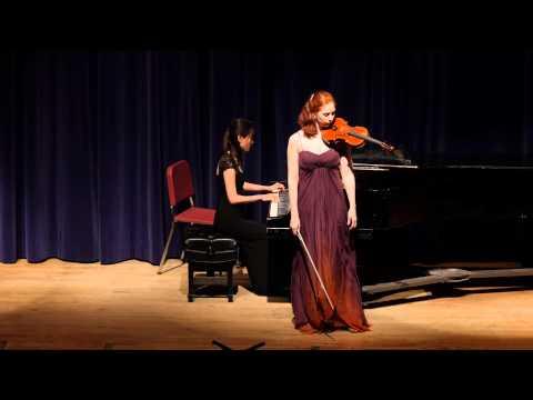 Prokofiev Violin Concerto No 2 in G Minor