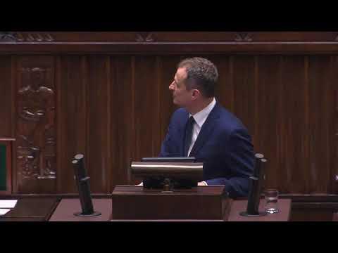 Zdzisław Gawlik – wystąpienie z 12 grudnia 2017 r.