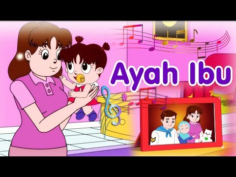 Ayah Ibu   Diva Bernyanyi   Lagu Anak Channel