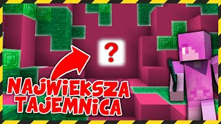Minecraft FERAJNA: NAJWIĘKSZA TAJEMNICA RÓŻOWEGO STEVA! *nie uwierzycie*