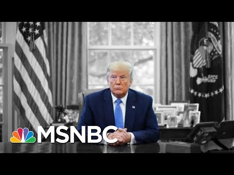 Trump Continues To Blame Democrats As Border Crisis Of His Own Making Worsen | The 11th Hour | MSNBC