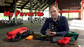 My Favorite Non-Photo Gear - Essential Items for Travel Photography