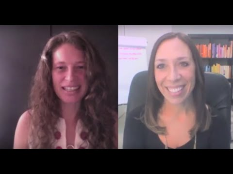 Little Book of Big Change,  Interview with Dr Amy Johnson