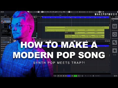 How to Make A Modern Pop Song (WITH FREE STEMS) | Make Pop Music