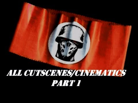 Crimes of War (Übersoldier 2) - All Cutscenes/Cinematics Part 1
