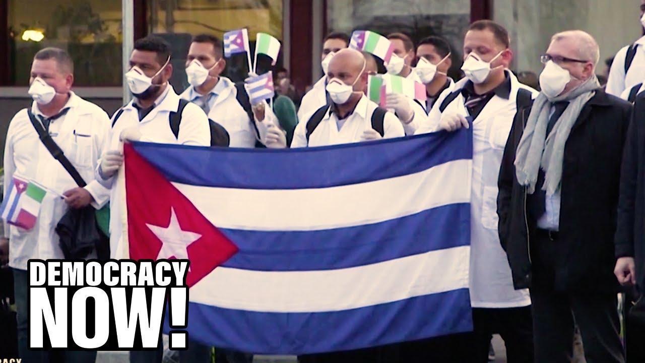 Cuba Sends Doctors to Fight Covid-19
