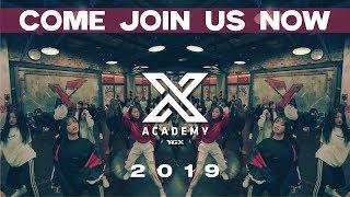 X ACADEMY 2019 CONTINUE