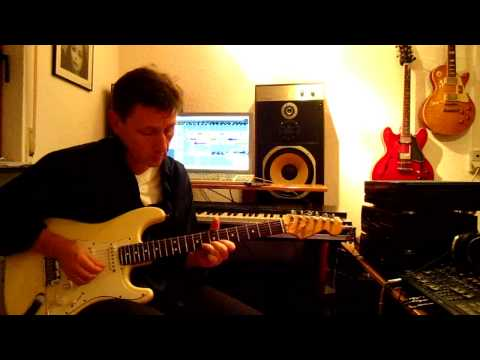 Ice Cakes - Dixie Dregs / Steve Morse - Guitar Cover