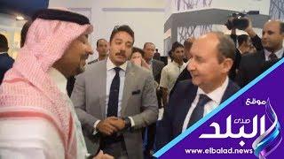 نصار: فرص ضخمة لزيادة صادرات مواد البناء إلى أفريقيا والدول العربية