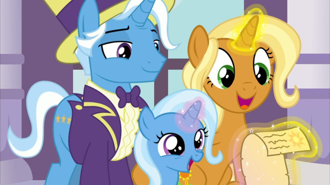 Mlp My Little Pony Parents Are Magic Youtube