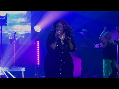 Mandisa  Unfinished   in Texas