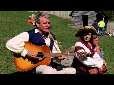 A performance of the song, Yarmouth Town