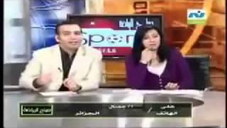 algerie egypte laila ouloui Et le premier but