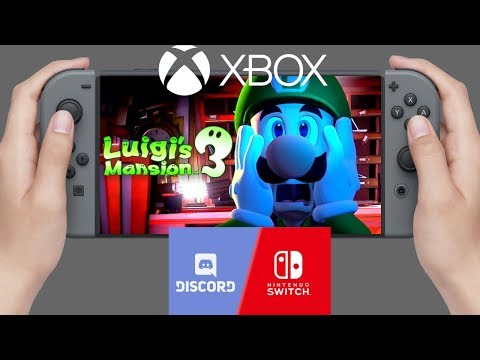 Rumor: Nintendo Wants To Work With Microsoft  Discord Switch  Luigi Mansion 3 Summer Release ?