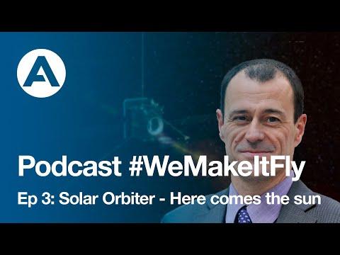 Ian Walters: Solar Orbiter - Here comes the Sun
