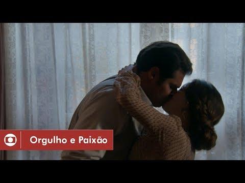 Orgulho e Paixão: capítulo 5 da novela, sábado, 24 de março, na Globo