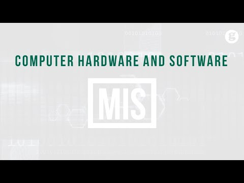 Computer Hardware and