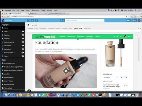 Webinar: censhare 5.4 Digital Asset Management for Omni-channel Marketing