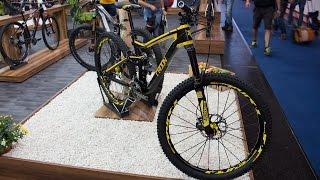 EUROBIKE 2015 | Radon Slide 140 Carbon 2016: Ultra-leichtes Trail-Bike